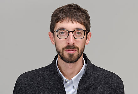 Juniorprofessor Stefano Colonnello, Ph.D.